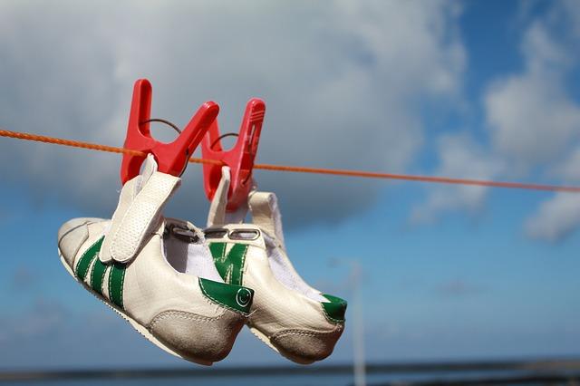 靴の丸洗い