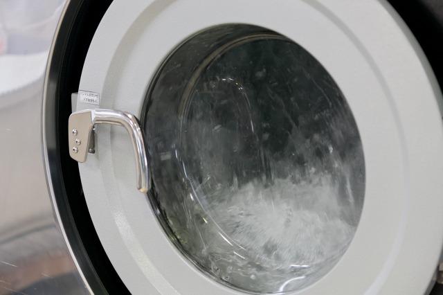 オゾン水クリーニング